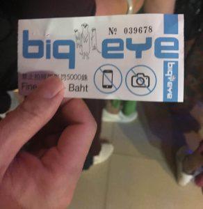 芭提雅三合一成人秀(Big eye),一场释放欲望的视听盛宴