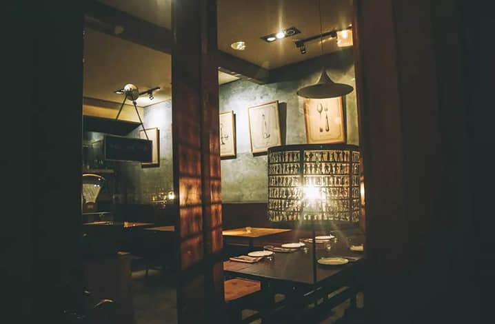 曼谷最受欢迎的餐厅Seven spoons,七个勺子的传奇菜品
