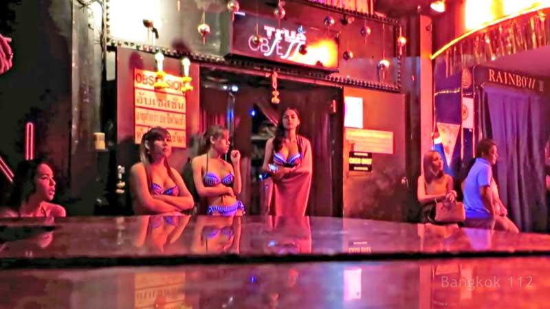 2019曼谷5个最好的ladyboy酒吧推荐