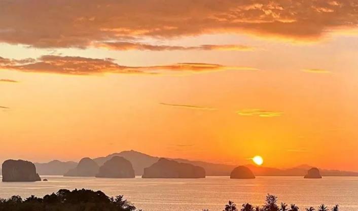 2021普吉岛旅游必看日落美景,不仅仅蓬贴海角