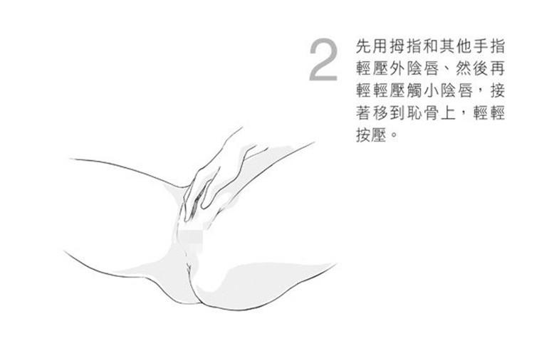 2021「手爱」不是摸你想摸的!14张图片教你让伴侣高潮的姓爱按摩